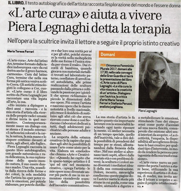 Articolo di Maria Teressa Ferrari