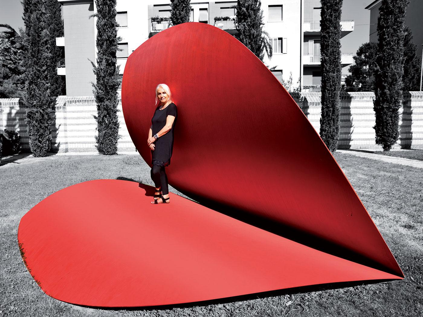 A cuore aperto: Piera Legnaghi