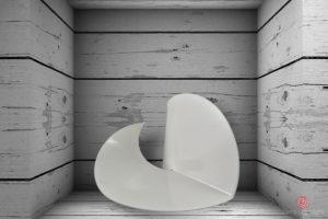 Albedo:scultura piccola