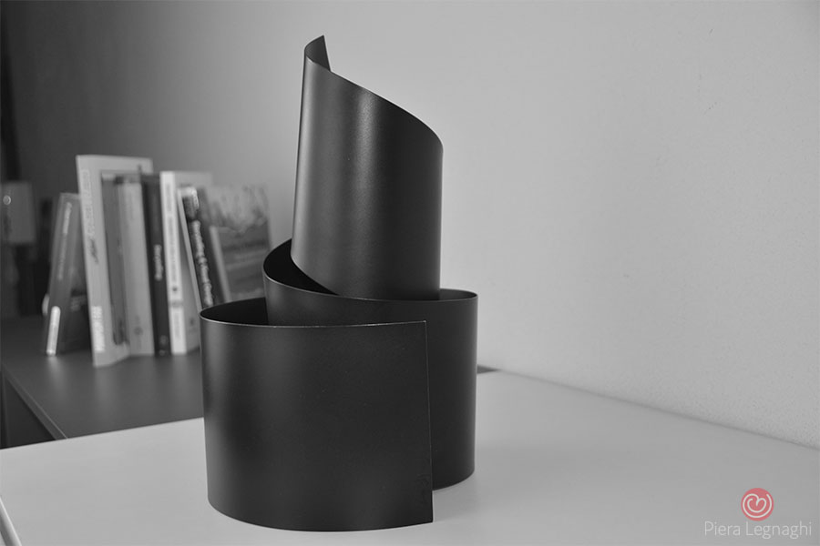 Ricciolo: scultura piccola